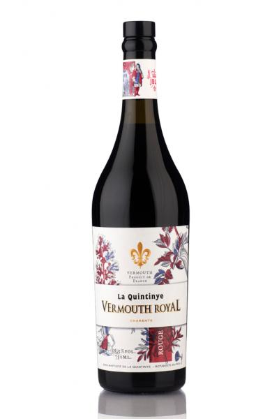 Vermouth La Quintinye Rouge (Roter Wermut) 16,5% - 0,75l