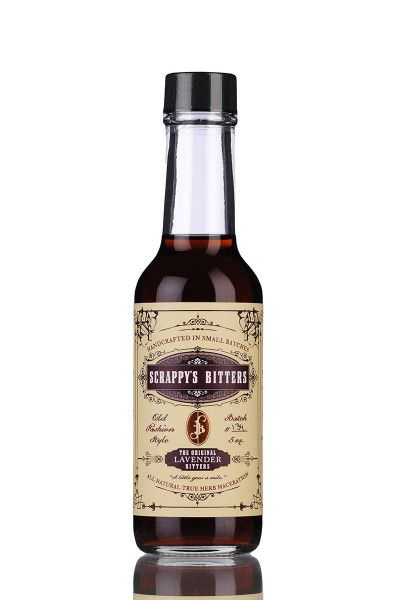 Cocktail Bitters Scrappy's Bitters - Lavender 50,8% - 0,15l