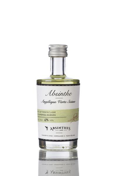 AbsinthExplore - Angélique Verte Suisse 68% - 50ml