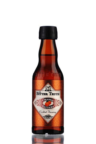 Cocktail Bitters The Bitter Truth - Orange Bitters 39% - 0,2l