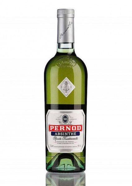 Absinth Pernod - Recette Traditionnelle 68% - 0,7l