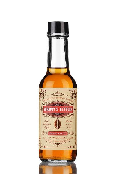 Cocktail Bitters Scrappy's Bitters - Grapefruit 45% - 0,15l