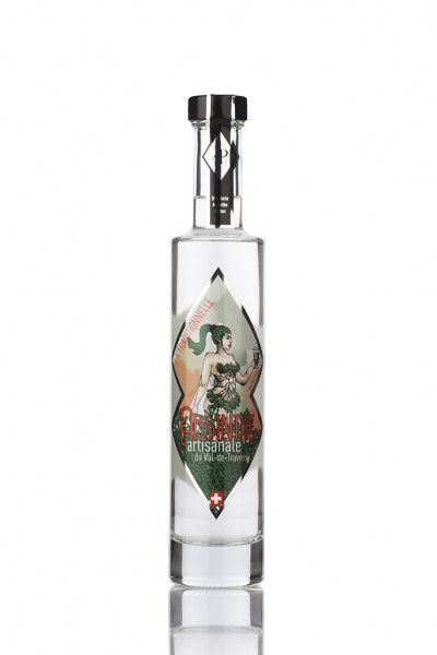 Absinth La Ptite - La Traditionnelle 53% - 0,2l