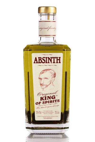 Absinth King of Spirits 70% - 0,7l