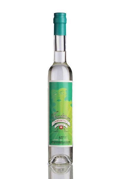 Absinth La Valote Bovet Tradition 65% - 0,5l