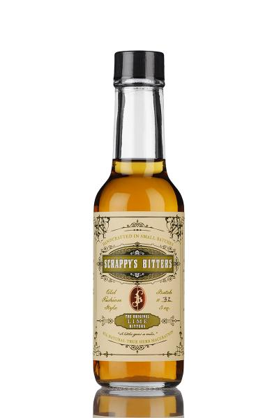 Cocktail Bitters Scrappy's Bitters - Lime 49,1% - 0,15l