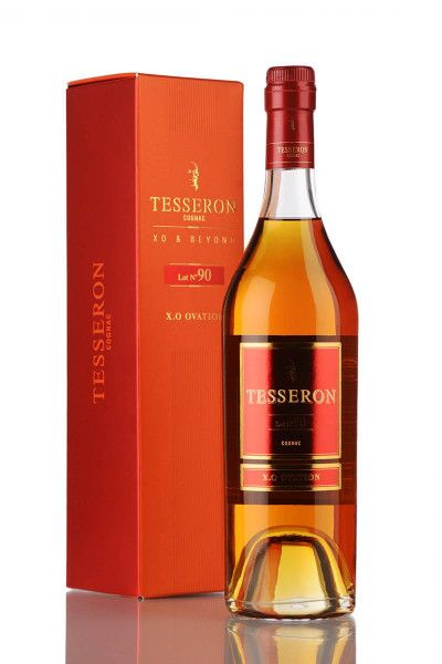 Cognac Tesseron - Lot 90 XO Ovation 40% - 0,7l