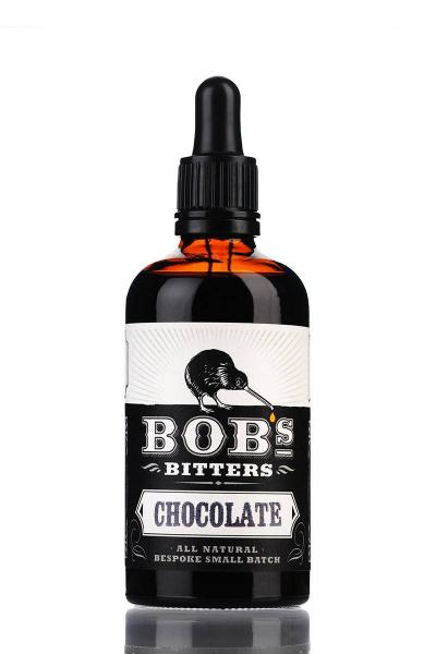Cocktail Bitters Bob's Bitters - Chocolate 34,9% - 0,1l