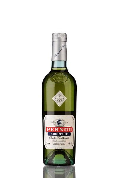Absinth Pernod - Absinthe Recette Traditionnelle 68% - 0,35l
