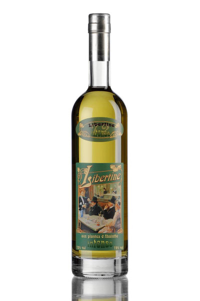 Absinth Libertine 72 Intense 72% - 0,7l