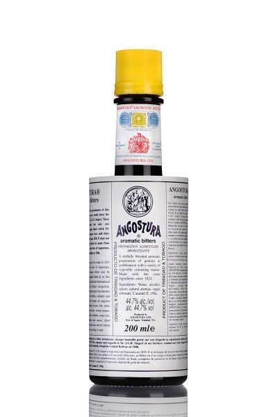 Cocktail Bitters Angostura Aromatic Bitters 44,7% - 0,2l
