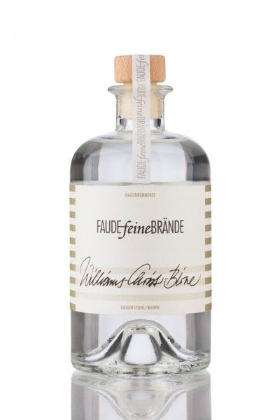 Faude Feine Brände - Williams-Christ-Birne Brand 40% - 0,5l