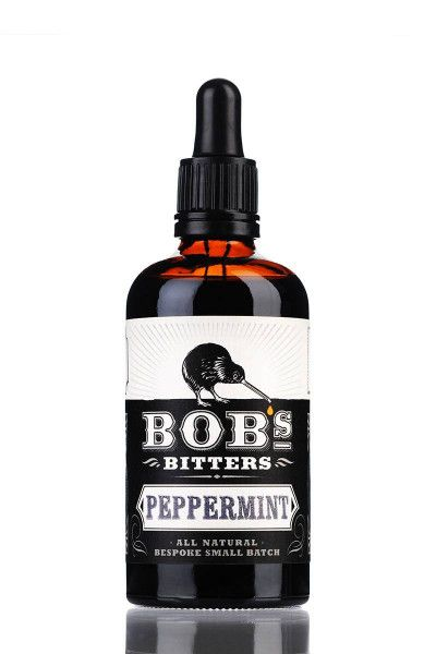 Cocktail Bitters Bob's Bitters - Peppermint 35% - 0,1l