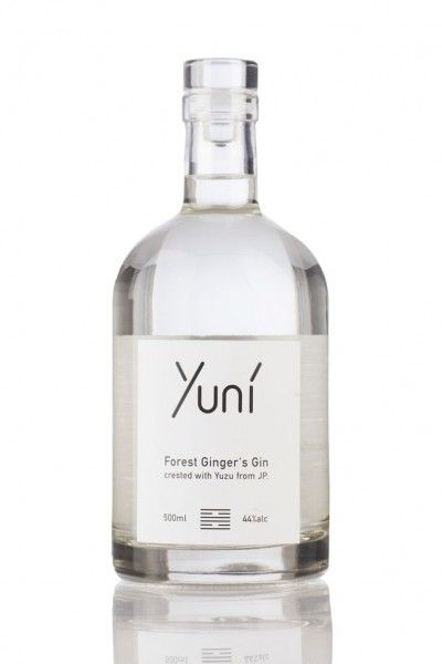 Yuni Forest Ginger's Gin 44% - 0,5l