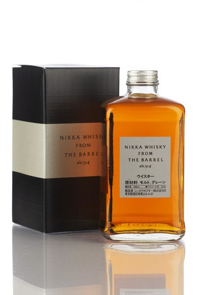NIKKA from the barrel Whisky 51,4% - 0,5l