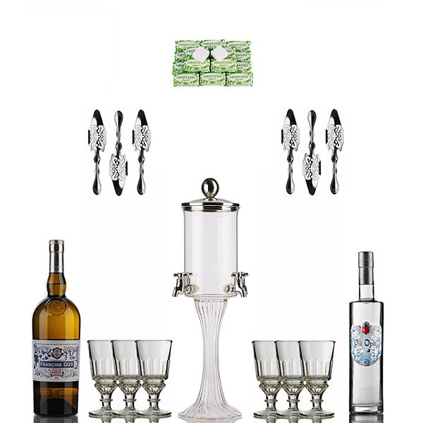 Absinth Party Set