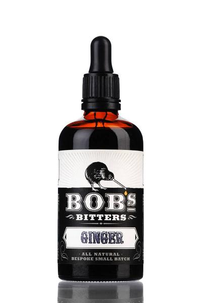 Cocktail Bitters Bob's Bitters - Ginger 35% - 0,1l