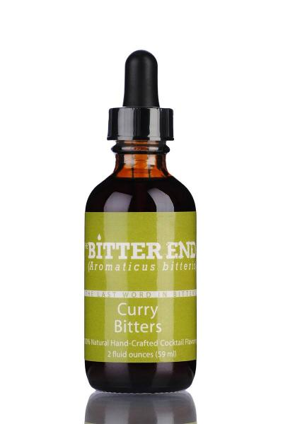 Cocktail Bitters Bitter End - Curry Bitters 44% - 59ml