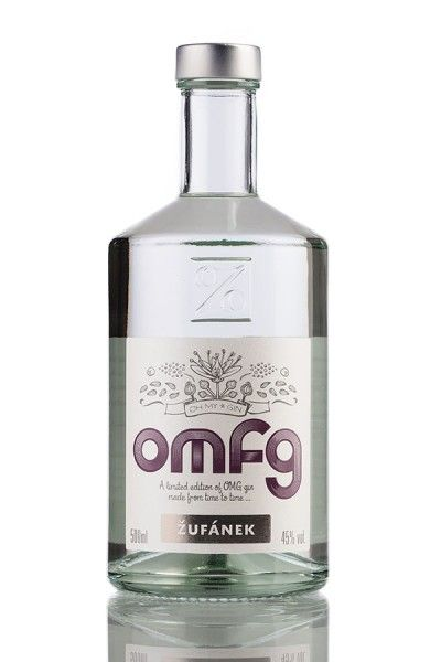 Gin OMFG 2019 - Oh My Finest Gin 45% - 0,5l