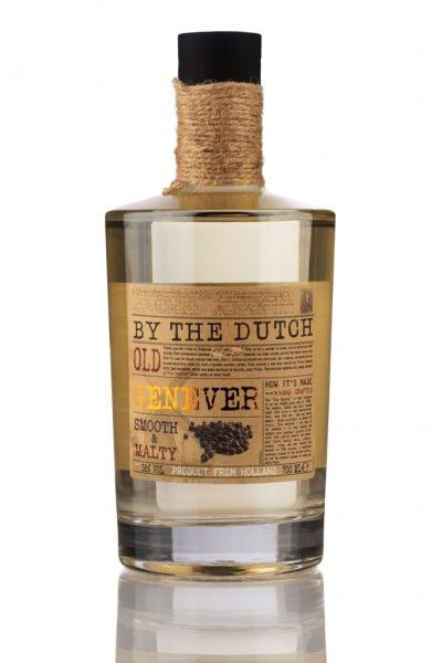 By the Dutch Old Genever 48% - 0,7l